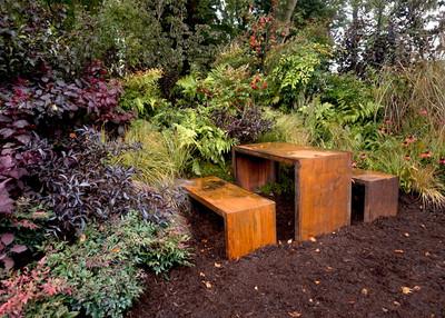 Jardin vivant - © Solstice